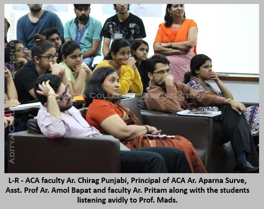 Lectures / Seminars